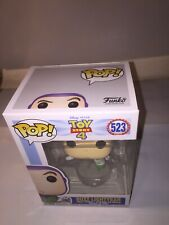 Funko Pop Buzz Lightyear Vinyl Figure #523 Toy Story 4
