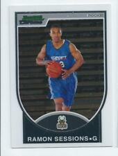 Ramon Sessions 2007-08 Bowman Chrome Rookie Card #118