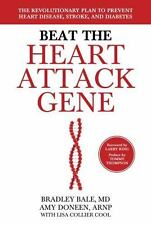 BEAT THE HEART ATTACK GENE - NEW PAPERBACK BOOK
