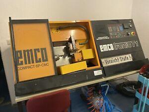 Emco Compact 6p-CNC-Drehmaschine