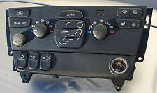 Volvo S60 V70 Temperature Climate Control AC Heat Panel 30746023 Headlight Adj.