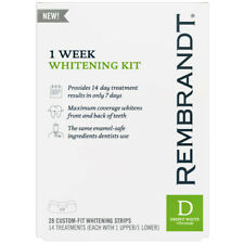 Rembrandt Deeply White  1 week  Whitening Kit  (14 treatments )