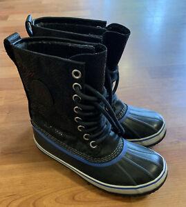 Sorel women's waterproof snow/rain boots size 8