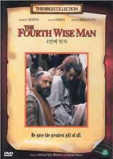 The Fourth Wise man (1985) DVD (Sealed) ~ THE BIBLE COLLECTION Martin Sheen