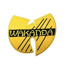 1 Écusson Brodé Thermocollant NEUF ( Patch ) - Wakanda Black Panther ( Ref 1 )