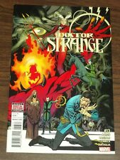 DOCTOR STRANGE #13 MARVEL COMICS DECEMBER 2016 NM (9.4)