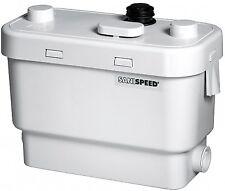 SFA  Sanispeed + Hochleistungs-Schmutzwasserhebeanlage 0026P