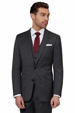 Cerruti Italian Tailored Fit grey Suit Jacket + Trousers - 38R 32W 30L Worn Once