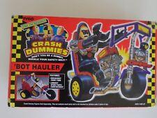 MIB 1992 TYCO Incredible Crash Test Dummies 'BOT HAULER 100% Complete NOS
