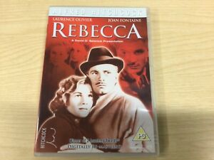Rebecca Digitally Remastered 2007 - Laurence Olivier / Joan Fontaine - VGC