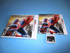 The Amazing Spider-Man Spiderman (Nintendo 3DS) XL 2DS Game w/Case & Manual