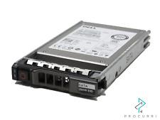 "Dell 24XV8 200GB 2.5"" SATA 3GBPS MLC SSD for PowerEdge Server 200928"