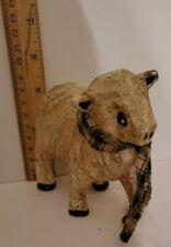 Paper Mache Sheep