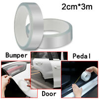 Clear Car Door Edge Guard Film Paints Protection Bumper Hood Scratch Sticker