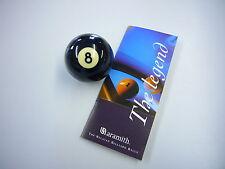 ARAMITH Premier 2 Inch 50.8mm Single BLACK 8 Ball