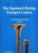 Sigmund Hering Trumpet Course Book 1 Schule für Trompete Buch 1 Noten