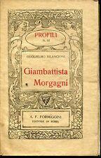 Guglielmo Bilancioni = GIAMBATTISTA MORGAGNI