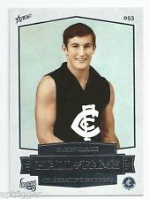 2014 Select 150 Years CARLTON FC (053) Hall of Fame Garry CRANE