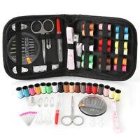 71pcs/lot Sewing Kit DIY Premium Sewing Supplies Zipper Portable Mini SeQW