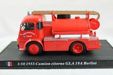 Del Prado Feuerwehrauto; 1:50 1955 Camion citerne GLA 19A Berliet