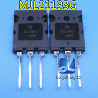 10pcs MJL21193G  MJL21193  TO-3P ON  new