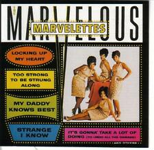 "Marvelous Marvelettes EXTREME RARE & OUT OF PRINT 3rd CD~""SEALED""~CD!!!"