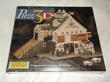 247 Pc 3D Jigsaw Puzzle MIB Charles Wysocki Peppercricket Farms Antiques Sealed