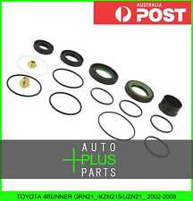 Fits TOYOTA 4RUNNER GRN21_/KZN215/UZN21_ 2002-2009 - Seal Kit P/S Gear
