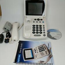 CapTel 800 Captioned Telephone w/ Surge Protector, Manuals, All Docs