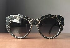 Dolce & Gabbana Authentic Brand-New Sunglasses Black Dg 4267 2998/8g