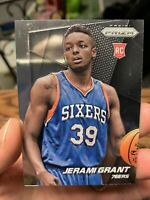 2014-15 panini prizm Jerami Grant Rookie #282 Detroit Pistons READ Description!!