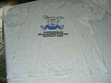 t.shirt enfant/ado championnat du monde d'athlétisme Helsinki 1983