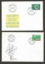 Radio Television TV & Broadcasting covers & FDCs (5)