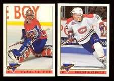 1993-94 Topps Premier Hockey Team Set - Montreal Canadiens
