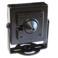 "Sunvision HD 1080 1100TVL Pinhole Box Spy Camera 1/3"" CMOS 2.8mm Lens (50)"