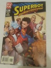 Superboy #98 May 2002  DC Comics