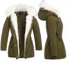 Cappotti e giacche da donna bianchi con bottone automatico  331a4b3a0b2