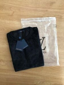 Louis Vuitton Men's Casual Towel T-Shirt