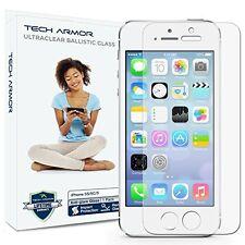 Tech Armor iPhone 5/5C/5S/SE AntiGlare Ballistic Glass Screen Protector 1 Pack