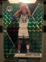 💎2019-20 PANINI MOSAIC NBA BASKETBALL GREEN PRIZM JARRETT CULVER RC💎📈