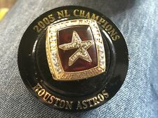 Houston Astros Jeff Bagwell 2005 NL Champions SGA Replica Ring 9/9