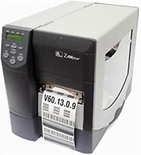 Zebra Z4M Plus Direct Thermal & Transfer Label Barcode Printer Network Serial