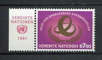 19320A) UNITED NATIONS (Vienna) 1981 MNH** Energy + label.