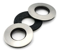 18-8 Stainless Steel Neoprene Rubber EPDM Roofing Washers - Sizes #6 - 1/2""