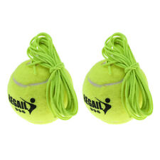 Lot 2 Tennis Trainer Ball Self Self-Study Exercise Ball with Elastic Rope