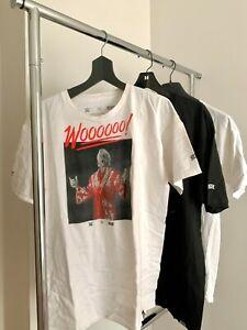Rook x WWE T-Shirt Lot Ric Flair Macho Man Ultimate Warrior XL Pre-Worn