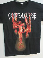 NEW - CANNIBAL CORPSE BAND / CONCERT / MUSIC T-SHIRT 2XL / X X LARGE