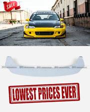 For Honda EG Civic Hatch Back RockBunny Style FRP Wide Body Front Splitter Lip