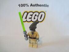 Authentic LEGO Star Wars Coleman Trebor Jedi Minifigure Minifig 75019 AT-TE