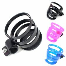 Motorcycle MTB Bike Handlebar Drink Cup Holder Water Bottle Cage for Bicycle